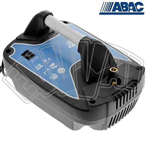 COMPRESSORE COMPY 015 ABAC 1,5 HP 8 BAR TRASMISSIONE DIRETTA PORTATILE