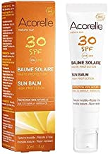 ACORELLE - Sunscreen Oil SPF 30 - Protects with Karanja Oil - Waterproof - No Mineral Filters - Non-Greasy