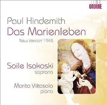 Hindemith, P.: Marienleben (Das) (Revised Version, 1948)