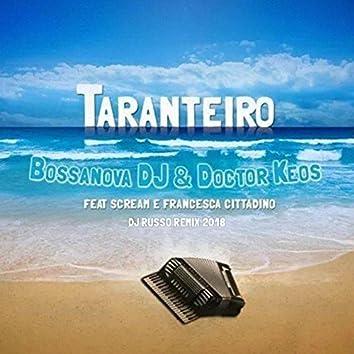Taranteiro (feat. Scream, Francesca Cittadino) [DJ Russo Dub-House Remix 2018]