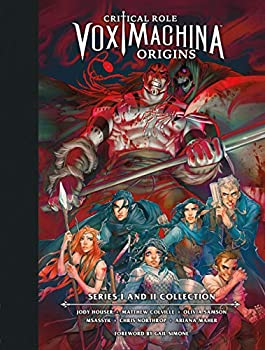 Critical Role  Vox Machina Origins Library Edition  Series I & II Collection