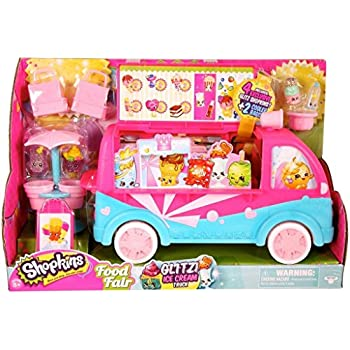 Shopkins Glitzi Ice Cream Truck | Shopkin.Toys - Image 1