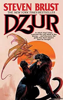 Dzur (Vlad Taltos Book 10) by [Steven Brust]