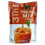 ranong té instantáneo tailandés té mezcla 10sobres x 1bolsa por Triple w tienda