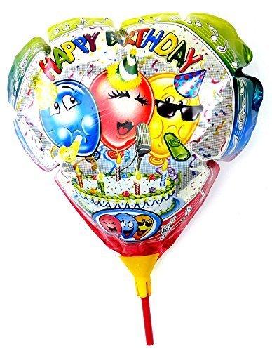 Ballon 2120 Carboy Baloons hochwertige Luftballons 3Stk für besondere Momente des Lebens viele Modelle (Birthday Party)