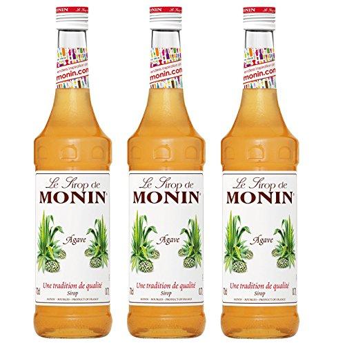 Monin Sirup Agave, 0,7L 3er Pack