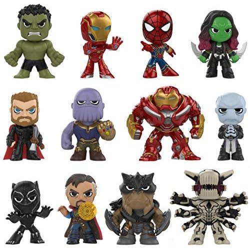 FUNKO MYSTERY MINI: Avengers Infinity (ONE Random Figure Per Purchase)