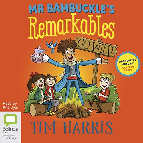 Mr Bambuckle's Remarkables Go Wild cover art