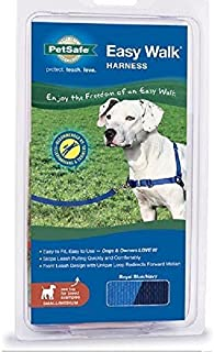 Gentle Leader Easy Walk Harness for Large Dogs, Blue