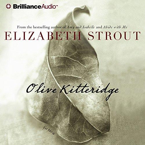 Olive Kitteridge audiobook cover art