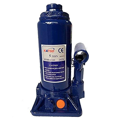 Katsu 161115- Sollevatore idraulico a bottiglia,...