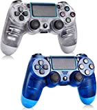 2 Pack-Game Controller for PS4,Wireless...