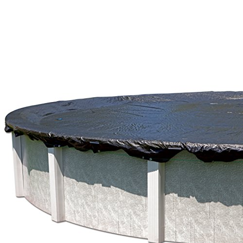 In The Swim 24 ft Round Fine Mesh Pool Winter Cover