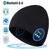 Bonnet Bluetooth Cadeaux Hommes Original - Unisexe Music Bonnet Bluetooth Chapeau...
