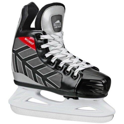Adjustable Size Youth Ice Hockey Skates