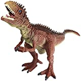 Funshowcase Educational Realistic Megalosaurus Dinosaur Figures Playset Height 5-inch