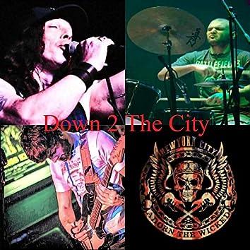 Down 2 the City (feat. . Juan Jose Chabkinian Jorge Quique Priore)