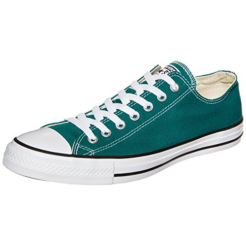 Converse Unisex Adults 151179C Low-Top Sneakers Green Size: 4.5 UK