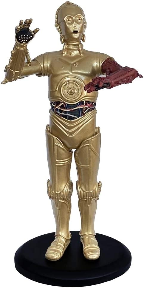 Red Arm C-3PO Star Wars Safety and trust Collection Manufacturer regenerated product Statue Elite 18cm