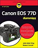 Canon EOS 77D For Dummies (For Dummies (Computer/Tech))