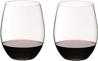 [正規品] RIEDEL リーデル 赤ワイン グラス ペアセット リーデル・オー カベルネ メルロ 600ml 0414/0