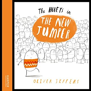 The Hueys in: The New Jumper cover art