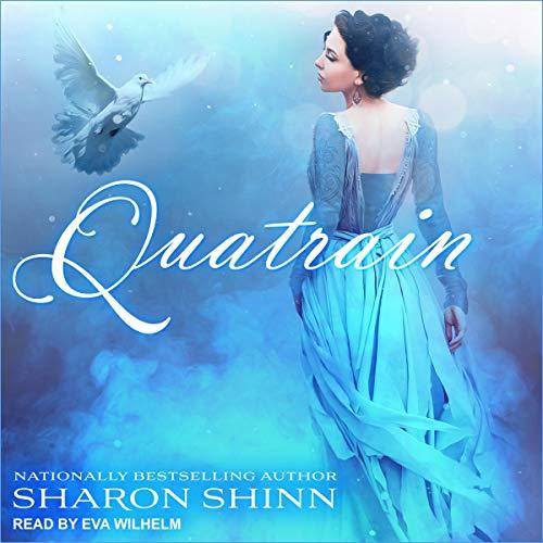 Quatrain  By  cover art