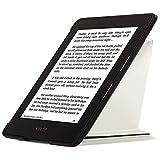Forefront Cases Funda para Amazon Kindle Voyage Origami Funda Carcasa Stand Case Cover - Delgado Ligera, Protección Completa del Dispositivo y Smart Auto Sueño Estela Función - Blanco