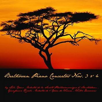 Beethoven Piano Concertos Nos. 3 & 4