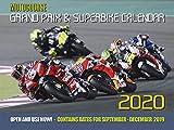 Motocourse 2020 Grand Prix & Superbike Calendar: Contains Dates for September - December 2019