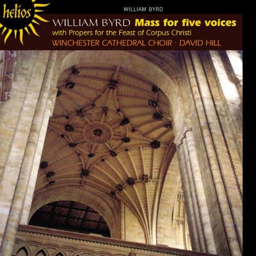 William Byrd: Messe zu fünf Stimmen / Motetten