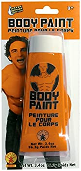Rubie s Men s Body Paint Red One Size