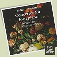 Concertos for Fortepiano by ANDREAS / COK STAIER (2007-11-13)