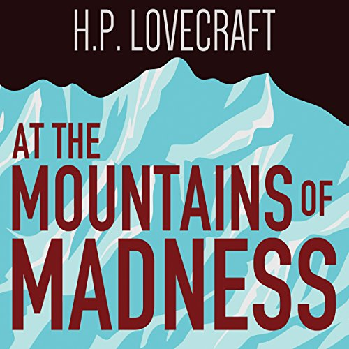 At the Mountains of Madness copertina