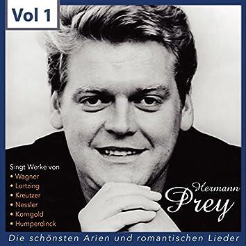 Hermann Prey- Die schönsten Arien und romantischen Lieder, Vol. 1