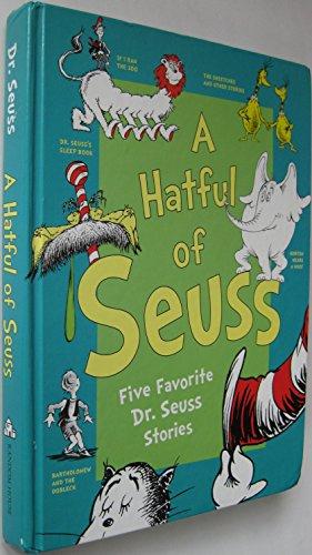 A Hatful of Seuss: Five Favorite Dr. Seuss Stories (Classic Seuss)の詳細を見る