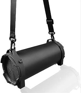 $73 » Speakers Bluetooth Wireless Outdoor Portable Subwoofer Column Bluetooth Speaker Wireless Powerful Sports Speakers Radio FM...