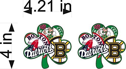BOSTON Fan Sport Flag Logo 4