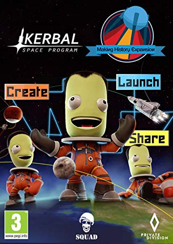 Kerbal Space Program: Making History | PC Code - Steam