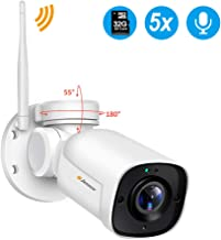 ptz security camera auto tracking