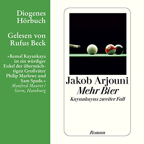 Mehr Bier audiobook cover art