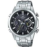 [カシオ] 腕時計 エディフィス 電波ソーラー EQW-T630JD-1AJF シルバー