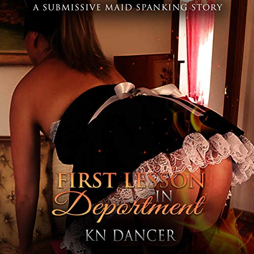 First Lesson in Deportment audiobook cover art