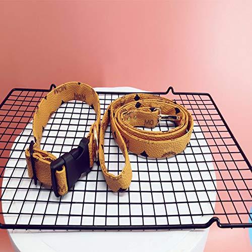 Hundehalsband Verstellbar Halsband Hundehalsband Hunde Haustiere Zubehör Hundeleine Französische Bulldogge Pitbull Für Kleine Mittelgroße Hundehundezubehör Luxus Hundehalsband Hundeleine, Wie Bild, E