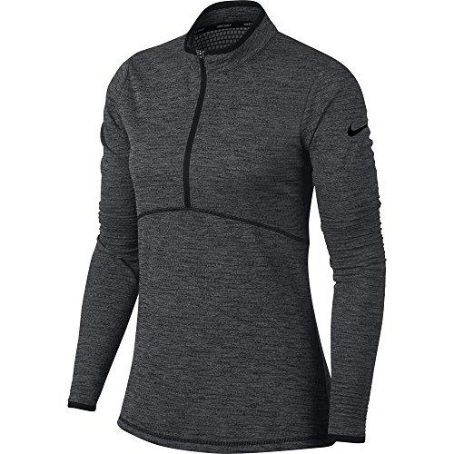 NIKE Women's Dry Half Zip Golf Shirt