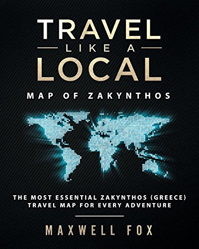 Travel Like a Local - Map of Zakynthos: The Most Essential Zakynthos (Greece) Travel Map for Every Adventure