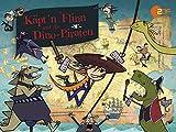 Käpt'n Flinn und die Dino-Piraten, Staffel 1