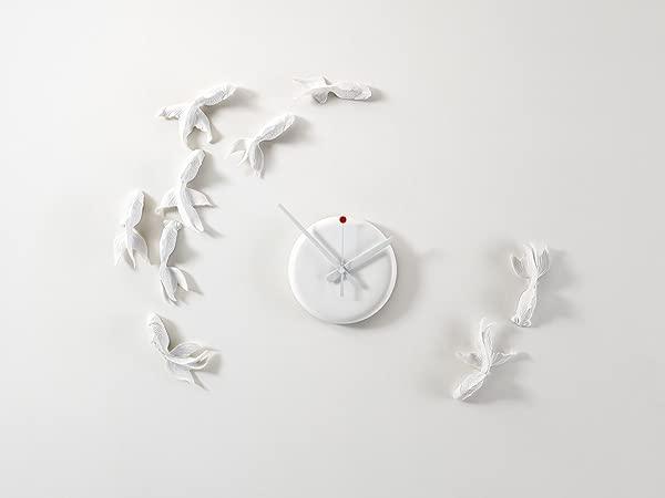 Haoshi Goldfish Clock