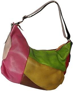 MLHK Hobo Handtaschen Für Damen (Einzigartige Umhängetasche) Damen Umhängetasche Echtes Leder Große Kapazität Übertriebene...