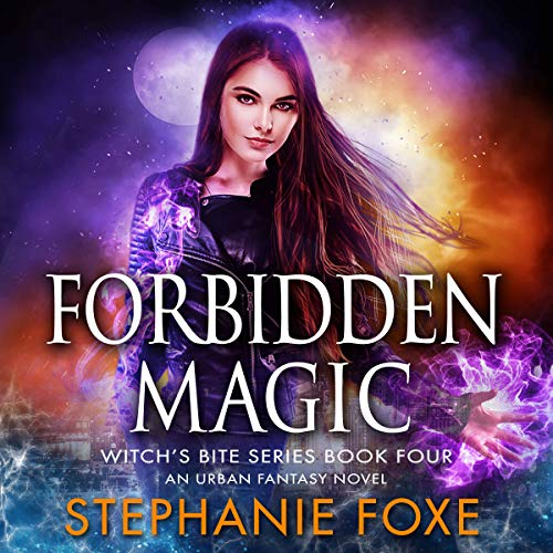 Couverture de Forbidden Magic: An Urban Fantasy Novel